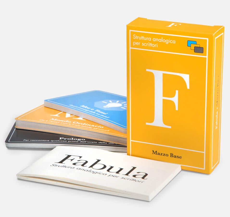 Fabula cards